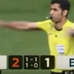 【2016】サッカーW杯アジア最終予選UAE戦!明らかにゴールもノーゴール!クソ審判の誤審に日本敗北