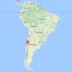 【地震】南米チリでマグニチュード7.6の地震発生!チリ沿岸部では津波のおそれも!
