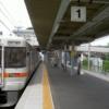 【東海道本選】西岐阜駅で人身事故発生!電車に飛び込み肉片がバラバラに飛び散り、現場は地獄