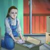 【ネタバレ】闇芝居 四期 第3話「裁ち鋏」【アニメ感想】