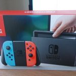 Nintendo Switch(ニンテンドースイッチ)買ってきたで!ゲオでまとめ買いすると2000円お得やで!