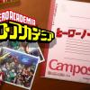 【ネタバレ】僕のヒーローアカデミア 「ヒーローノート」【アニメ感想】
