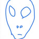 噂のGoogleのAutoDrawsで宇宙人描いたら・・・出てきたのは・・・
