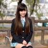 【2017】モデル体型美少女アイドル仲村星虹ちゃんの成長が止まらない!【デカい】