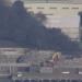 尼崎のスクラップ置き場で大量の金属が燃え、黒煙が凄まじい事に!