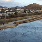 【広島】大雨により瀬野川が氾濫!避難勧告も!