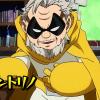 【ネタバレ】僕のヒーローアカデミア 第27話「怪奇!グラントリノ現る」【アニメ感想】