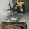 サムスンの最新スマホ『ギャラクシーノート7』はバッテリー異常でリコールしたにも関わらず交換品も発煙爆破!テロに利用されるんじゃ・・・
