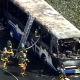 【新東名高速】謎のバス火災発生!乗客は避難し無事!【JR東海バス】