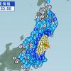 【地震】福島県沖で震度5弱の地震発生!広範囲かつ長時間!気持ち悪い揺れと話題