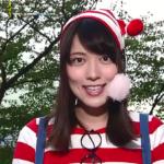【ハロウィン】阿部華也子ちゃんの可愛いコスプレコレクション【めざましテレビ】