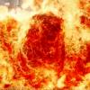 朝6時前!圏央道茅ヶ崎JCT〜寒川北IC間でトラック爆発炎上!車両火災で渋滞!