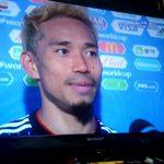 【サッカーW杯】初戦勝利!やったぜ日本代表!キャンチョメ長友ありがとう!