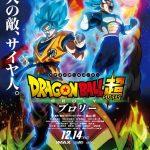 【映画】ドラゴンボール超 正式タイトル『ブロリー』に決定!!【最大の敵】