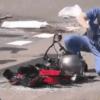 【奈良】8人死傷バイク事故!鑑識も目を背けるヘルメットの中身が映ってしまう!【衝撃】
