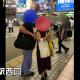 【新宿駅】二の腕痴漢出没!手の甲で女性の二の腕を味わう男に要注意!