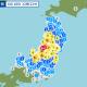 【大地震】新潟下越最大震度6強!津波注意報発表!!