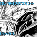 【ネタバレ】弱虫ペダル 624話 「咆哮のスプリント」