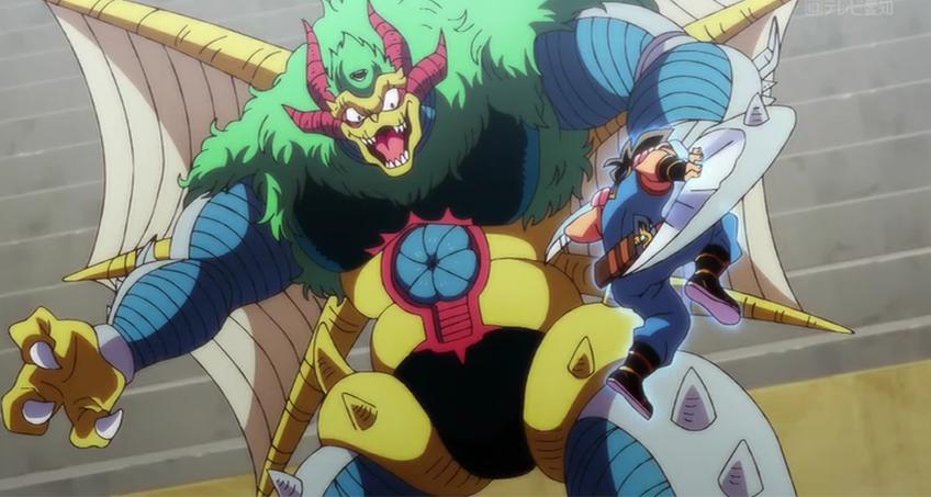 【アニメ】ドラゴンクエスト ダイの大冒険 第36話ネタバレ感想!閃華裂光拳カッコよすぎる!!