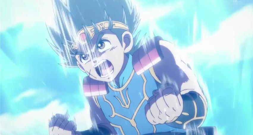【アニメ】ドラゴンクエスト ダイの大冒険 第35話ネタバレ感想!超魔生物ザムザのカラーリングw