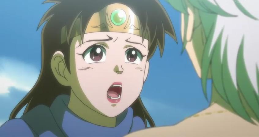 【アニメ】ドラゴンクエスト ダイの大冒険 第52話ネタバレ感想!ヒュンケルにエイミの想い届かず